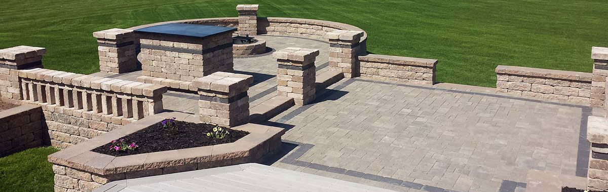 Landscaping and Outdoor Living in Green Bay, Door County, and Upper Michigan